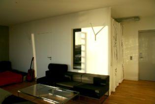 شقة صغيرة
