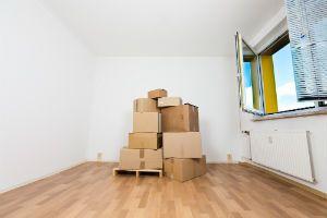 شقة غير مفروشة